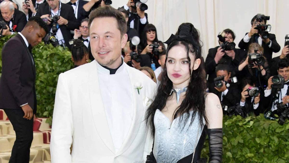 Elon Goss Grimes Musk