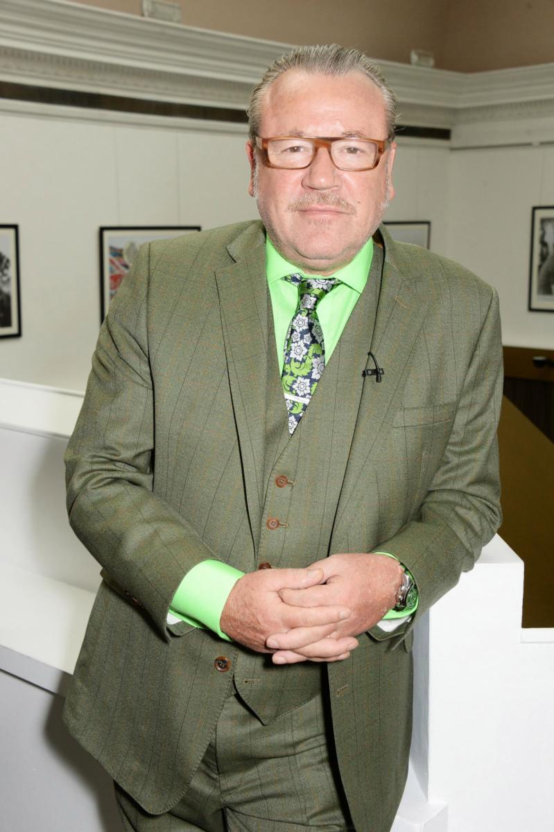 Ray Winstone's Bio | What It Really Means To Be A Cockney!