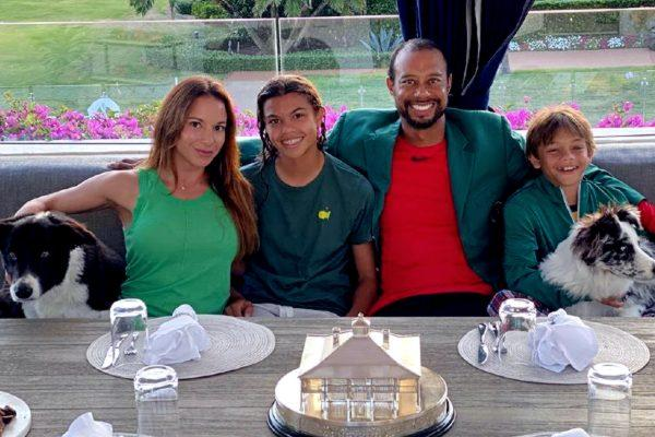 Tiger Woods' Daughter Sam Alexis Woods: The Young Tiger Cub