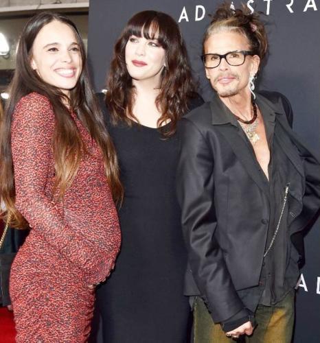 Steven Tyler S Daughters Liv Mia And Chelsea Tyler