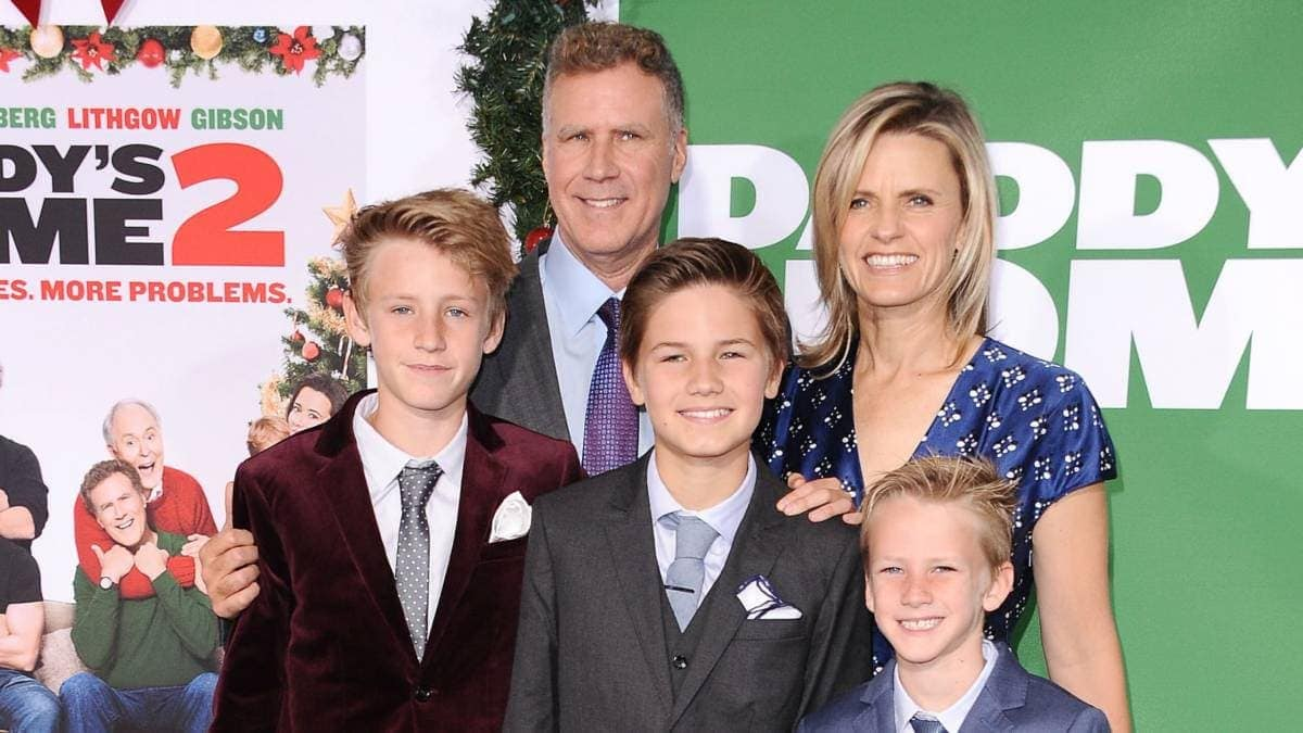 will-ferrell-and-family